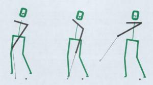 第九章 右腕はどのようにスイングを補強しているのか(その1)