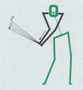 第九章 右腕はどのようにスイングを補強しているのか(その3)