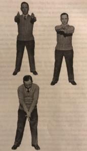 クラブの握り方(その2)