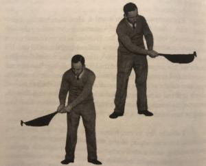 第四章 スインガーの動作とその習得方法(その2)