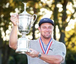 The Golfing Machineの子、ブライソン・デシャンボー全米オープンを制す