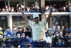 松山英樹ZOZO優勝と有観客のゴルフ
